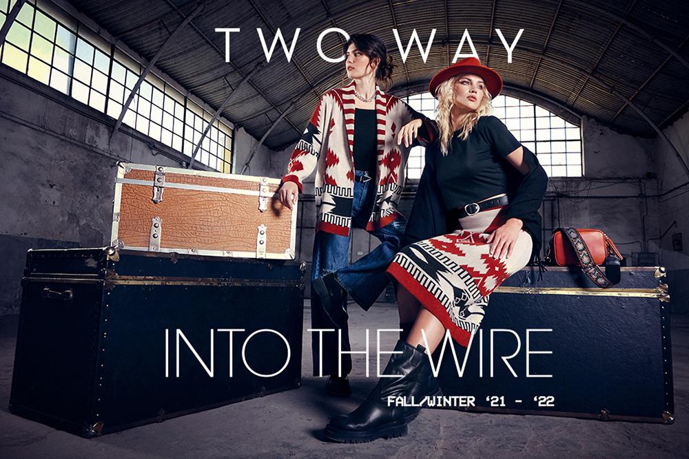 Into the Wire:la nuova collezione Two Way