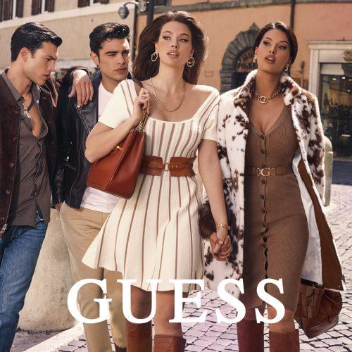 Promo Scopri la nuova collezione di Guess