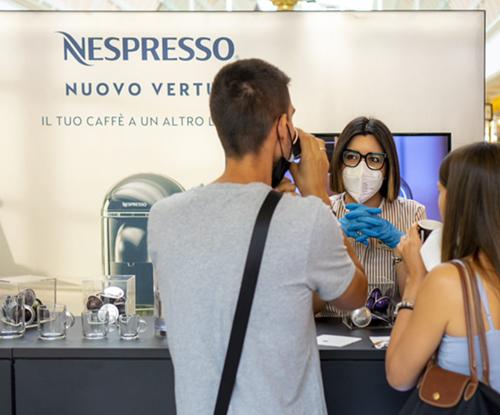 Evento Nespresso